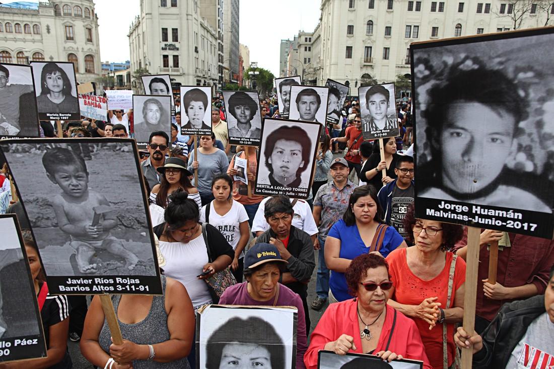 Peru's pardoned ex-president Fujimori still in hospital