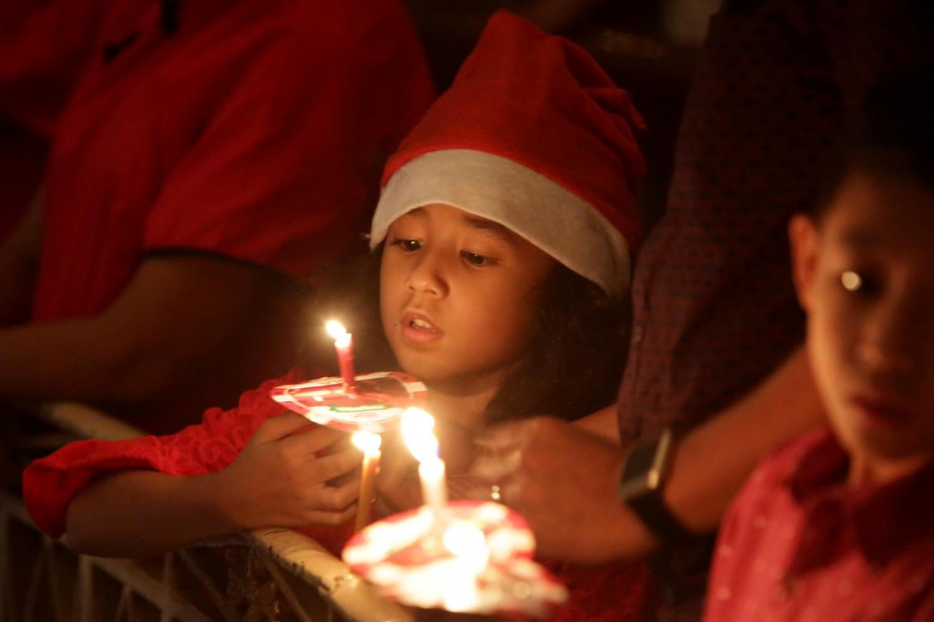 Joy of Christmas: Yogyakarta villagers maintain long-time tradition of delivering gift boxes