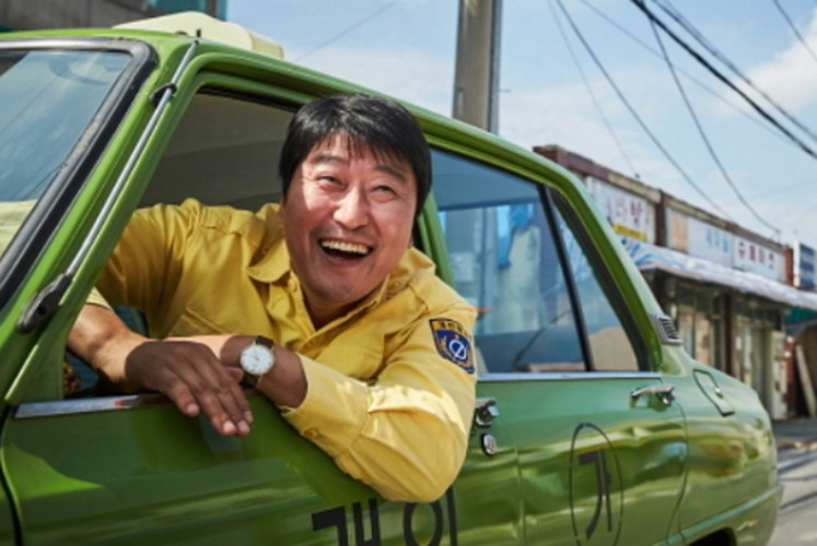 'A Taxi Driver,' directed by Jang Hoon, became the 11th most-viewed Korean film of all time.
