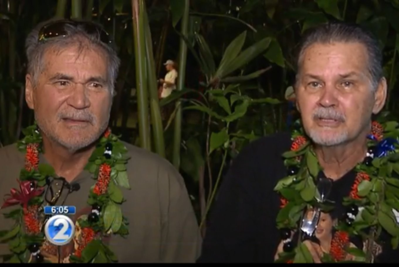 Lifelong friends in Hawaii find out after 60 years they are actually brothers