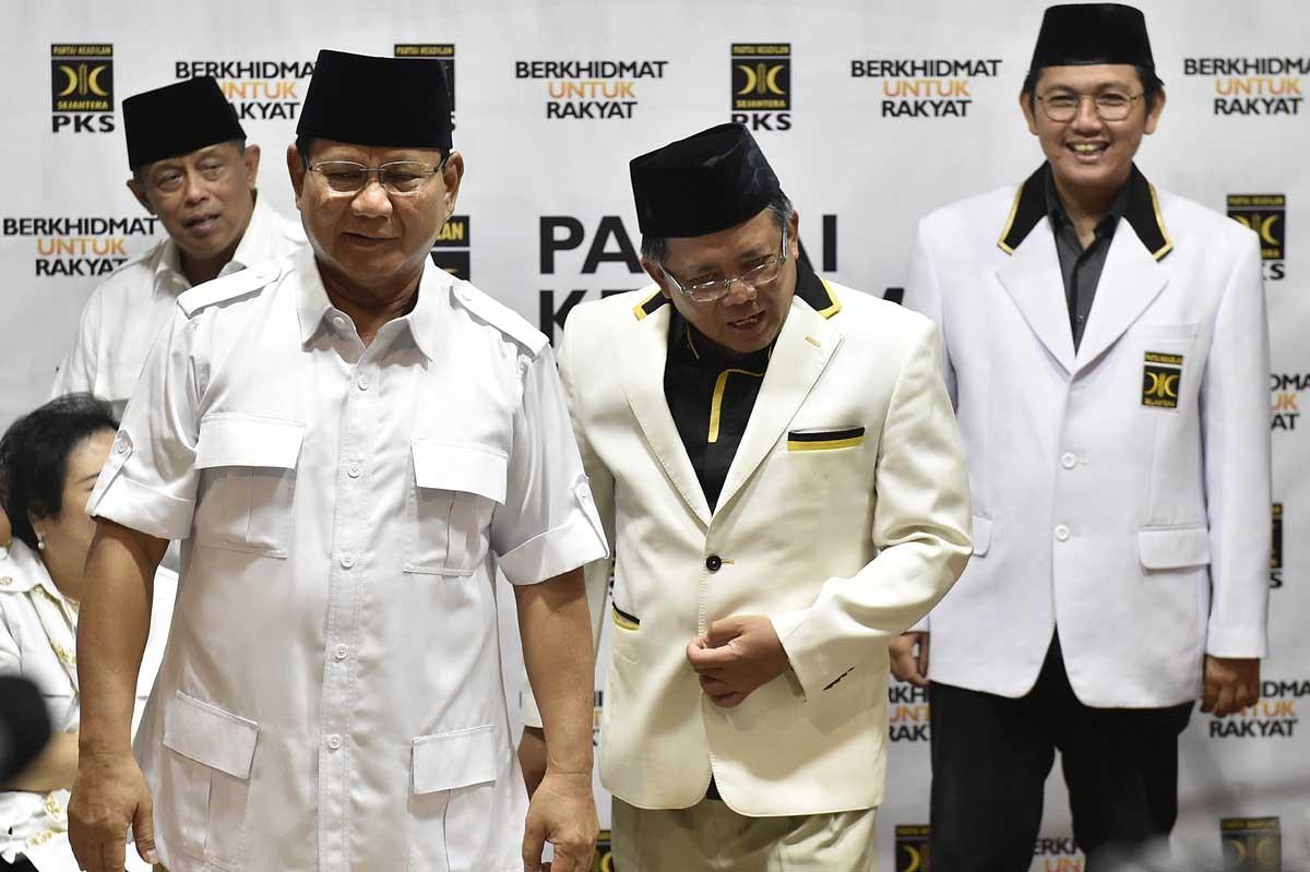 Prabowo to run for president in 2019, says Rachmawati