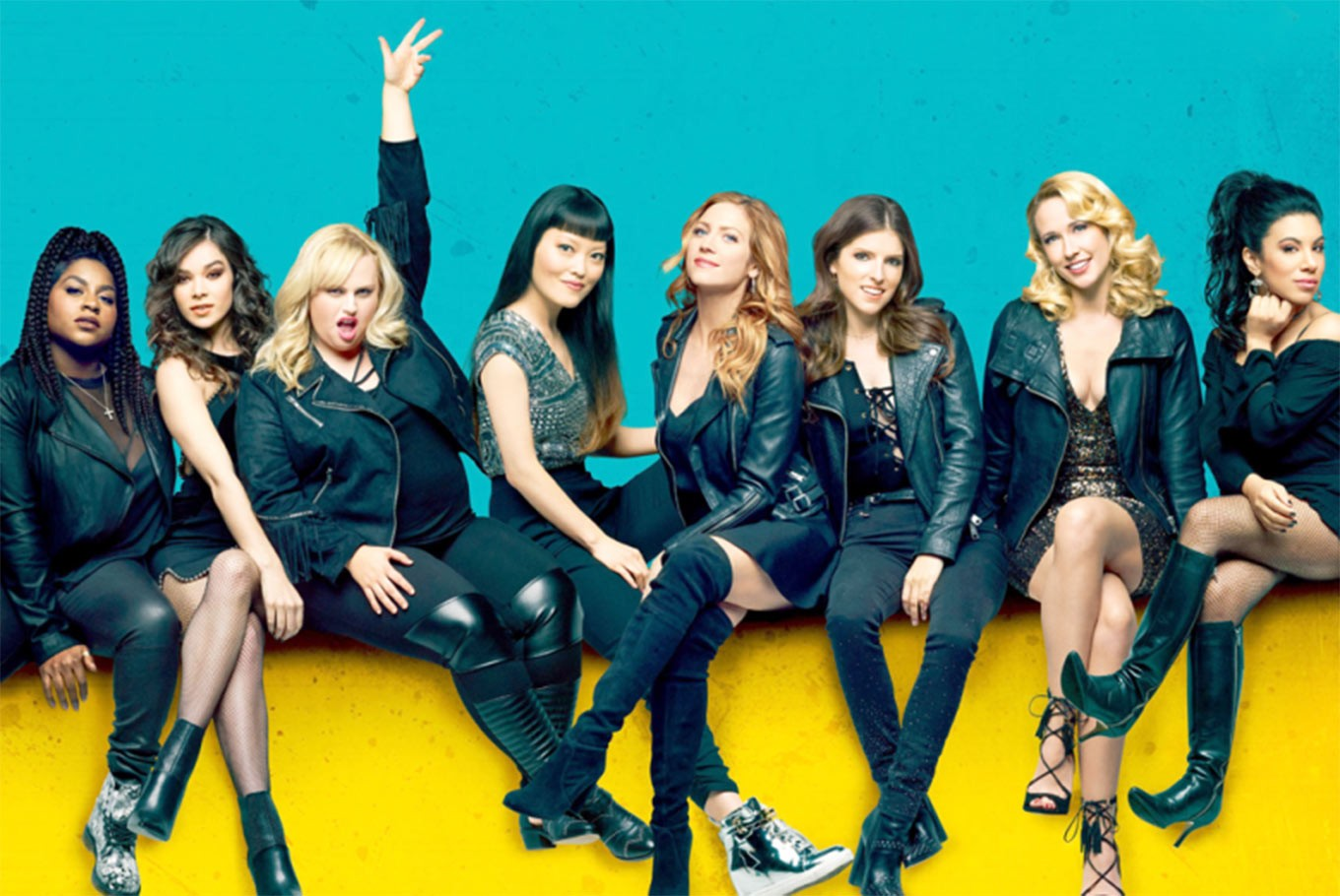 Pitch perfect 3 one last hurrah entertainment the jakarta post pitch perfect 3 one last hurrah voltagebd Choice Image