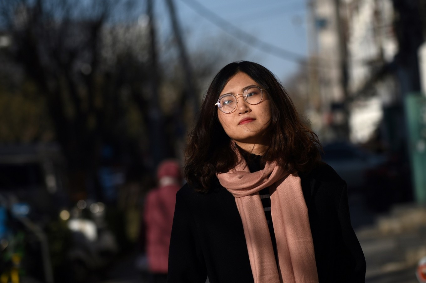 Keep calm and be average: China's unambitious millennials