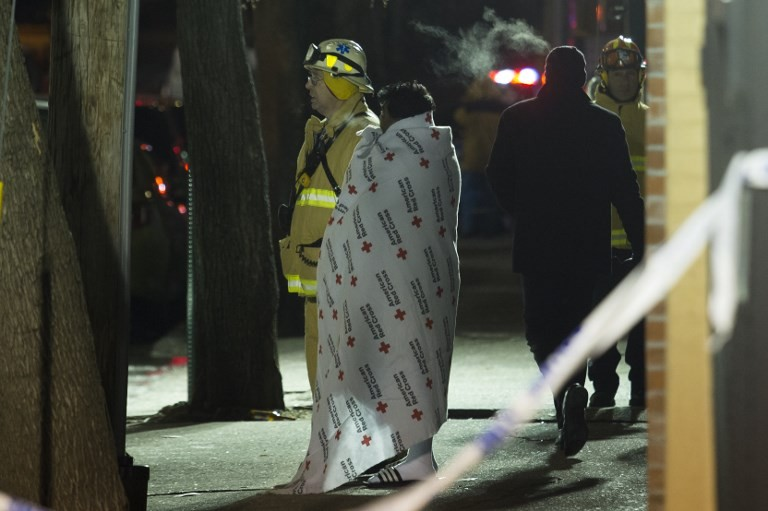 Worst NY fire in decades kills 12 in the Bronx