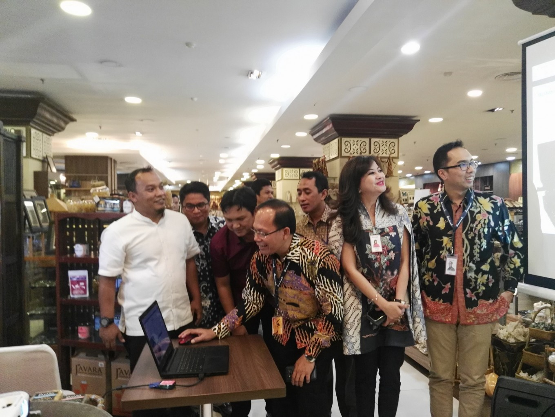 Sarinah launches online store platform
