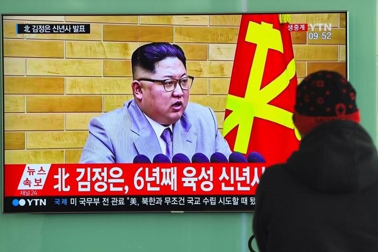 North Korea says will open inter-Korean hotline