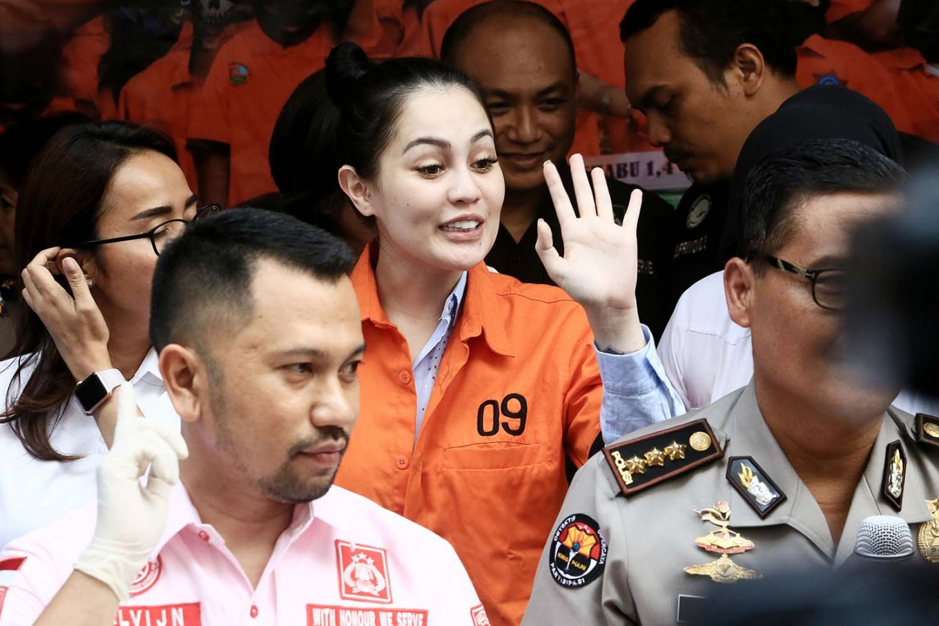 Indonesian Celebrity Cheap indonesian celebrity jennifer dunn arrested for drugs - city - the