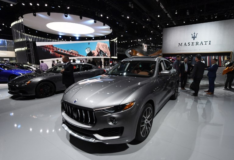 Maserati recalls newest luxury sedans due to risk of fire