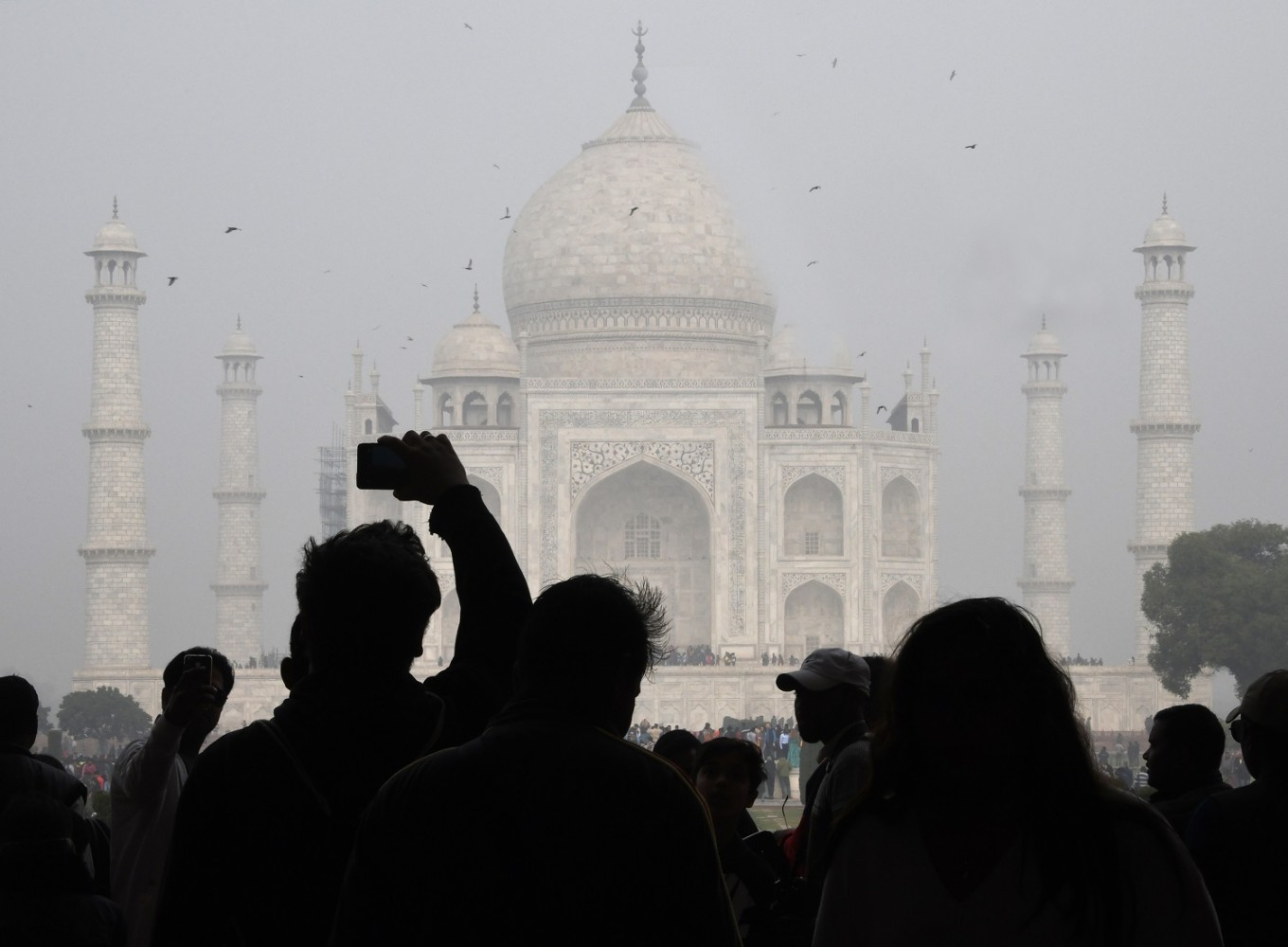 India's top court demands answers on Taj Mahal protection efforts