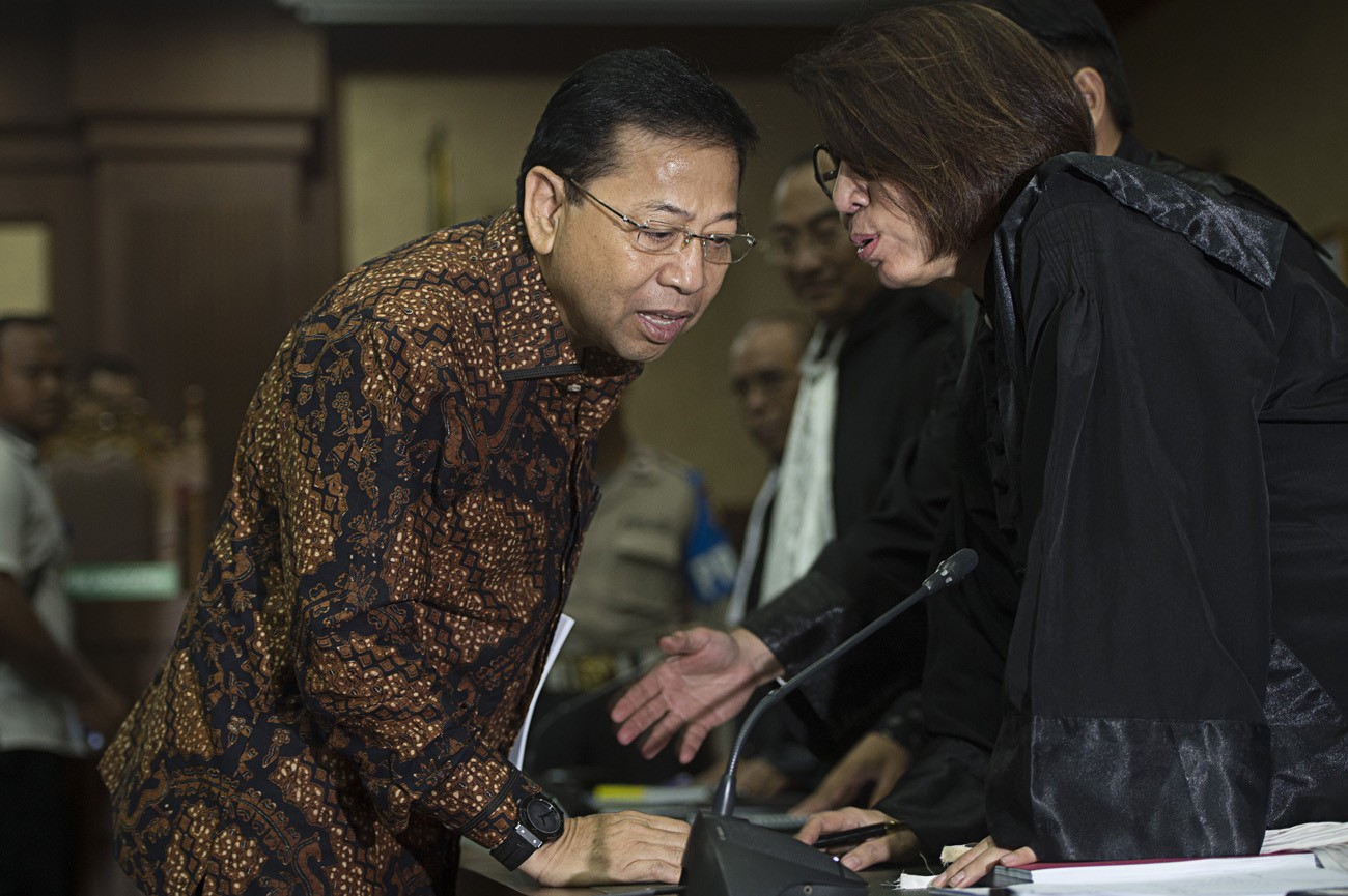 KPK targets more people in e-ID graft case