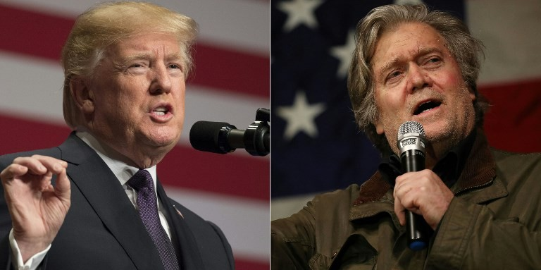 Bannon film ignites row over 'normalizing' far right