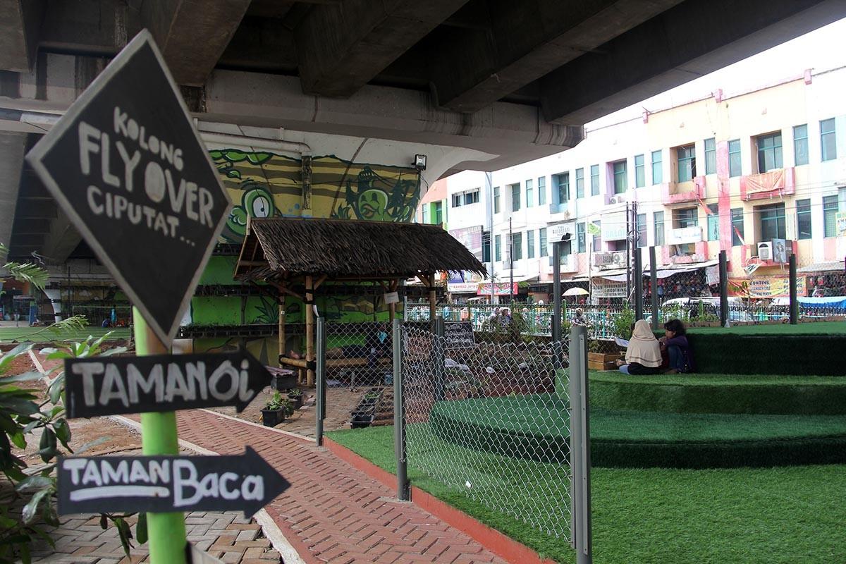 South Tangerang to have 'alun-alun'