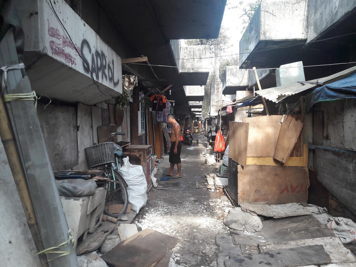 Poverty rate at 3.47% in Jakarta, but 27.53% in Papua: BPS