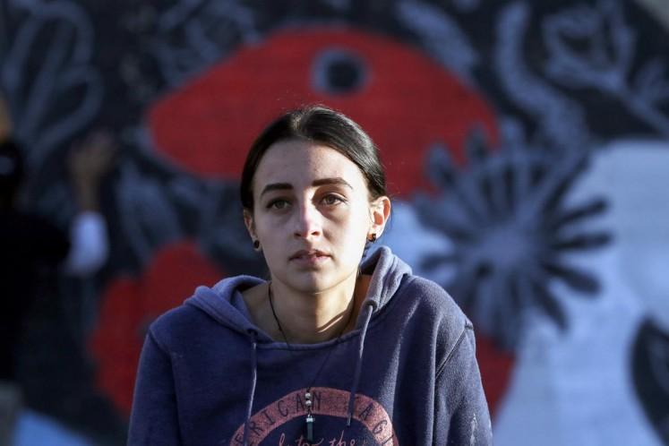 Jordanian graffiti artists brighten Amman's drab streets