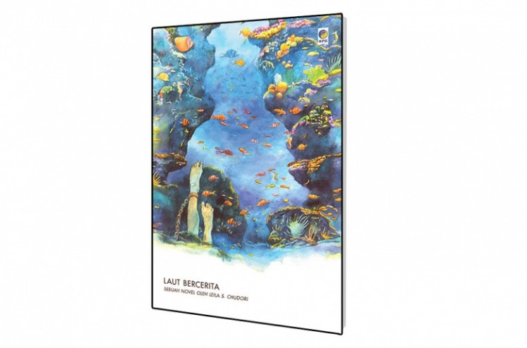 Laut Bercerita (The Sea Speaks His Name) by  Leila S. Chudori