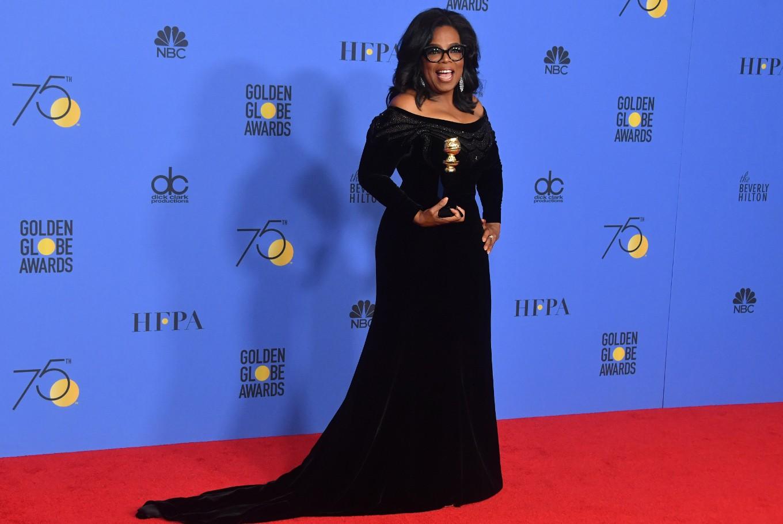 Oprah fronts British 'Vogue'