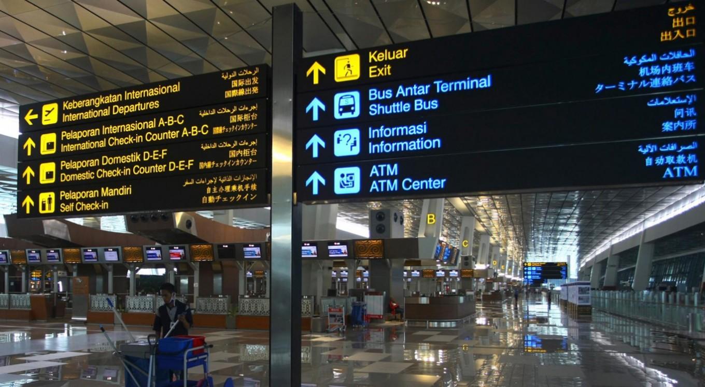 Soekarno-Hatta airport serves 63m passengers in 2017