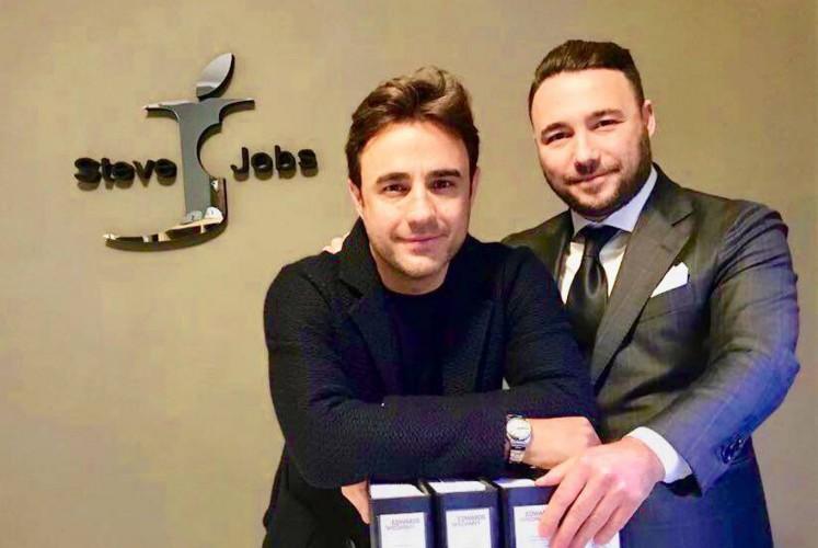 The Barbato brothers behind Steve Jobs Inc.