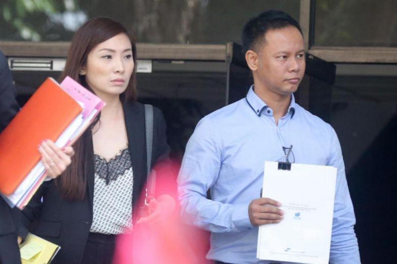 Singaporean couple accused of abusing Myanmar domestic helper
