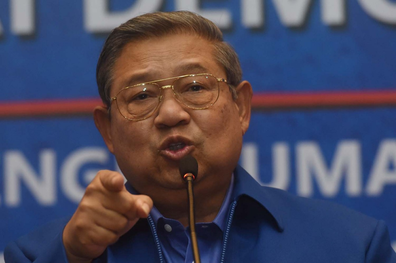 Yudhoyono's party to sue Asia Sentinel over 'false' report
