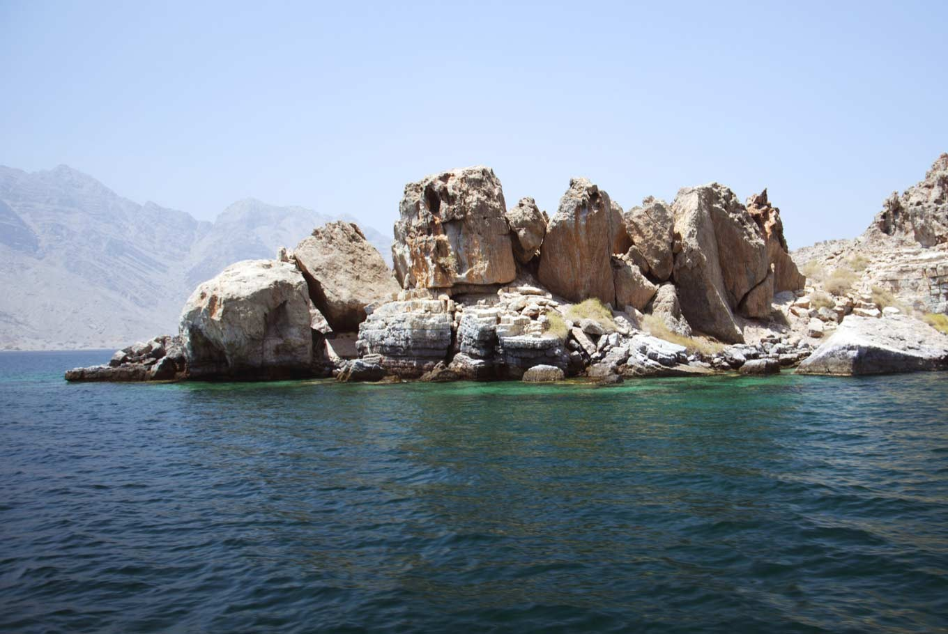 Oman: An untouched diving paradise
