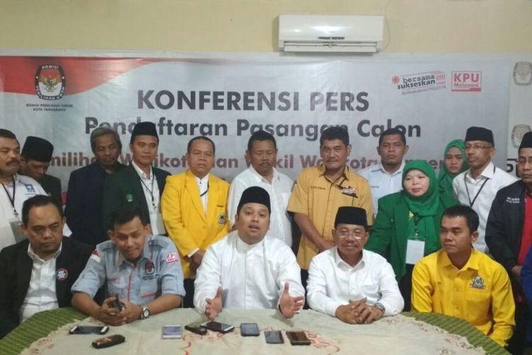 Incumbent pair faces no rival in Tangerang mayoral election