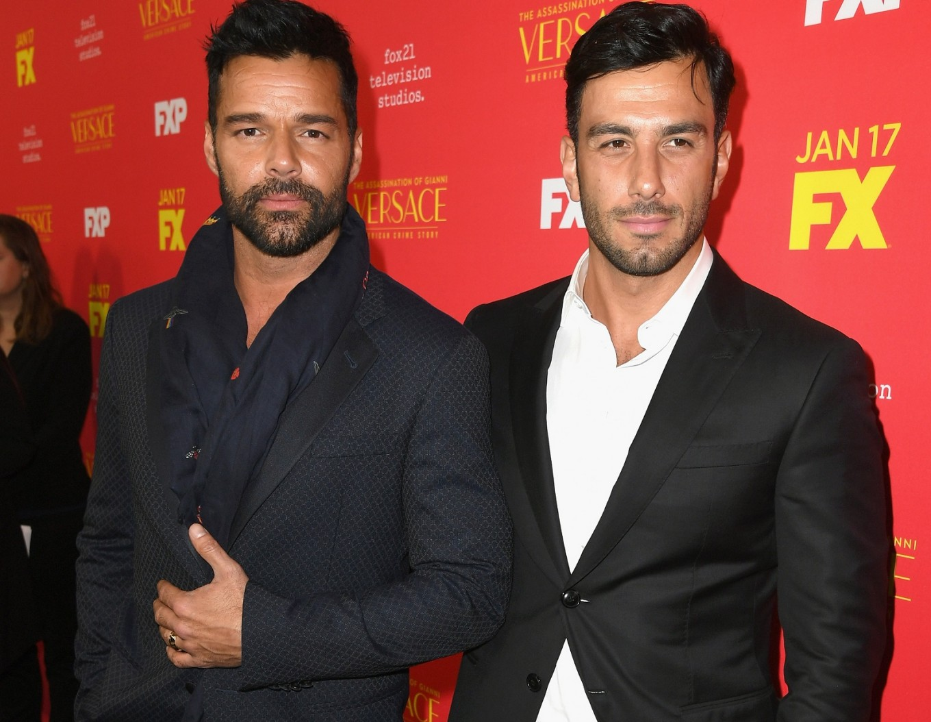 Ricky martin ties knot with partner jwan yosef entertainment the ricky martin ties knot with partner jwan yosef m4hsunfo