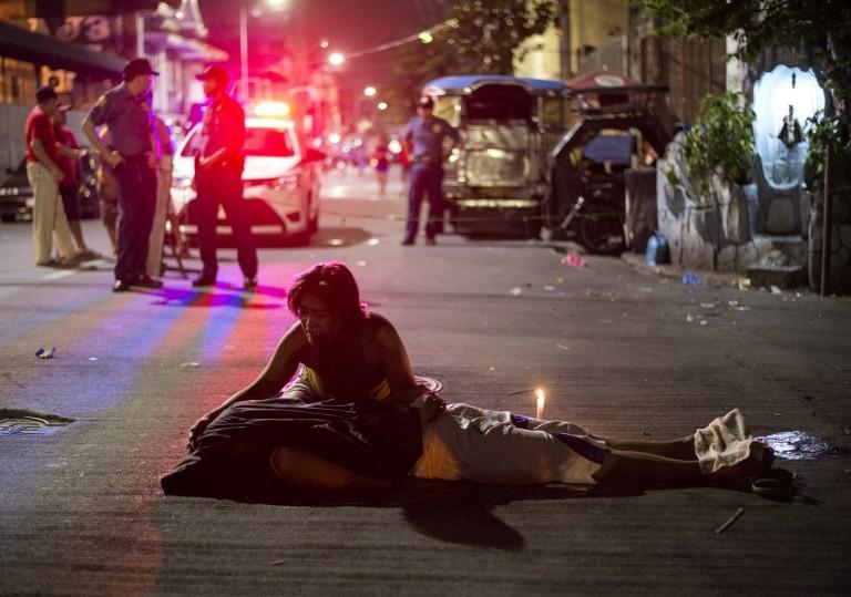 Philippines' Duterte calls UN rights chief 'empty-headed'