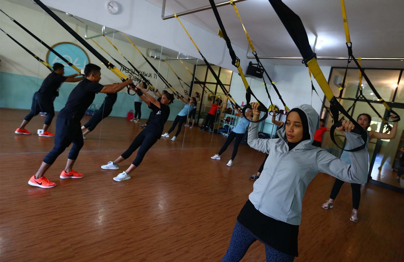 Jakpost guide to boutique fitness studios