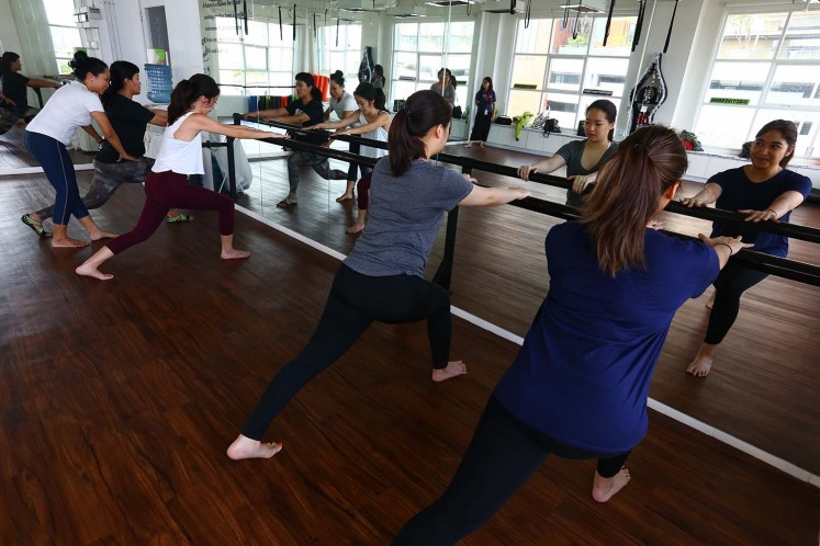 Active Barn also welcomes fitness enthusiasts wanting to take part in the more ubiquitous workouts, including Zumba, yoga and Cardio Barre.