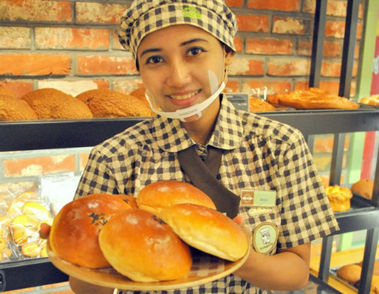 Korean bakery chains go upmarket