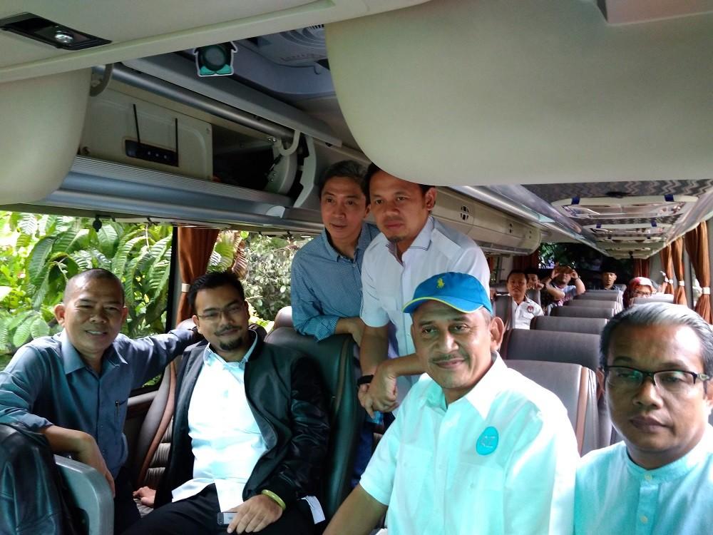 Bogor mayoral candidates get ready for election
