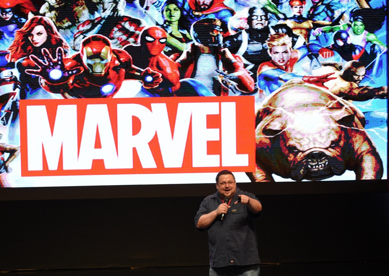Marvel seeks to expand to fashion in Indonesia