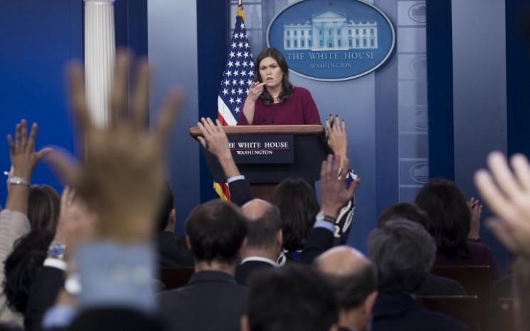 Former Trump spokeswoman Sarah Huckabee Sanders joins Fox News