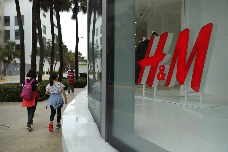 H&M 'racist' ad adds to company's woes