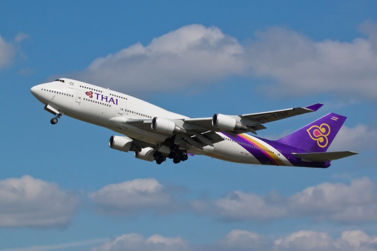 Even record tourism hasn't boosted Thai airlines