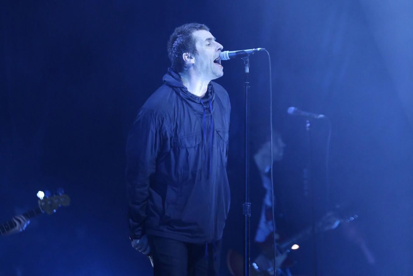 Liam Gallagher teases first single from new solo record