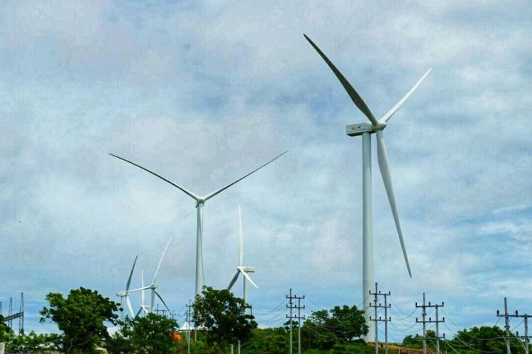 Completion of Jeneponto Wind Farm accelerated to July