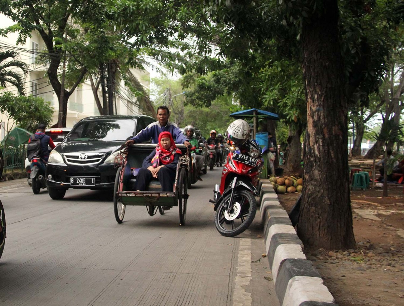 Jakarta transport council left in dark about latest policies