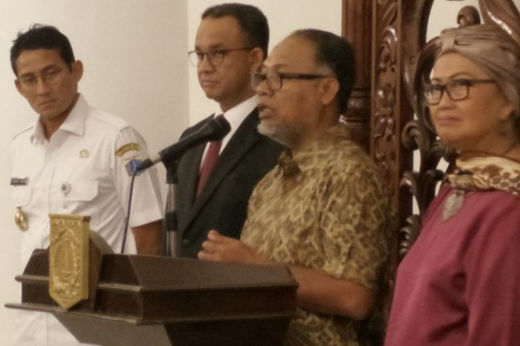 Anies' team members appointed as Prabowo's lawyers