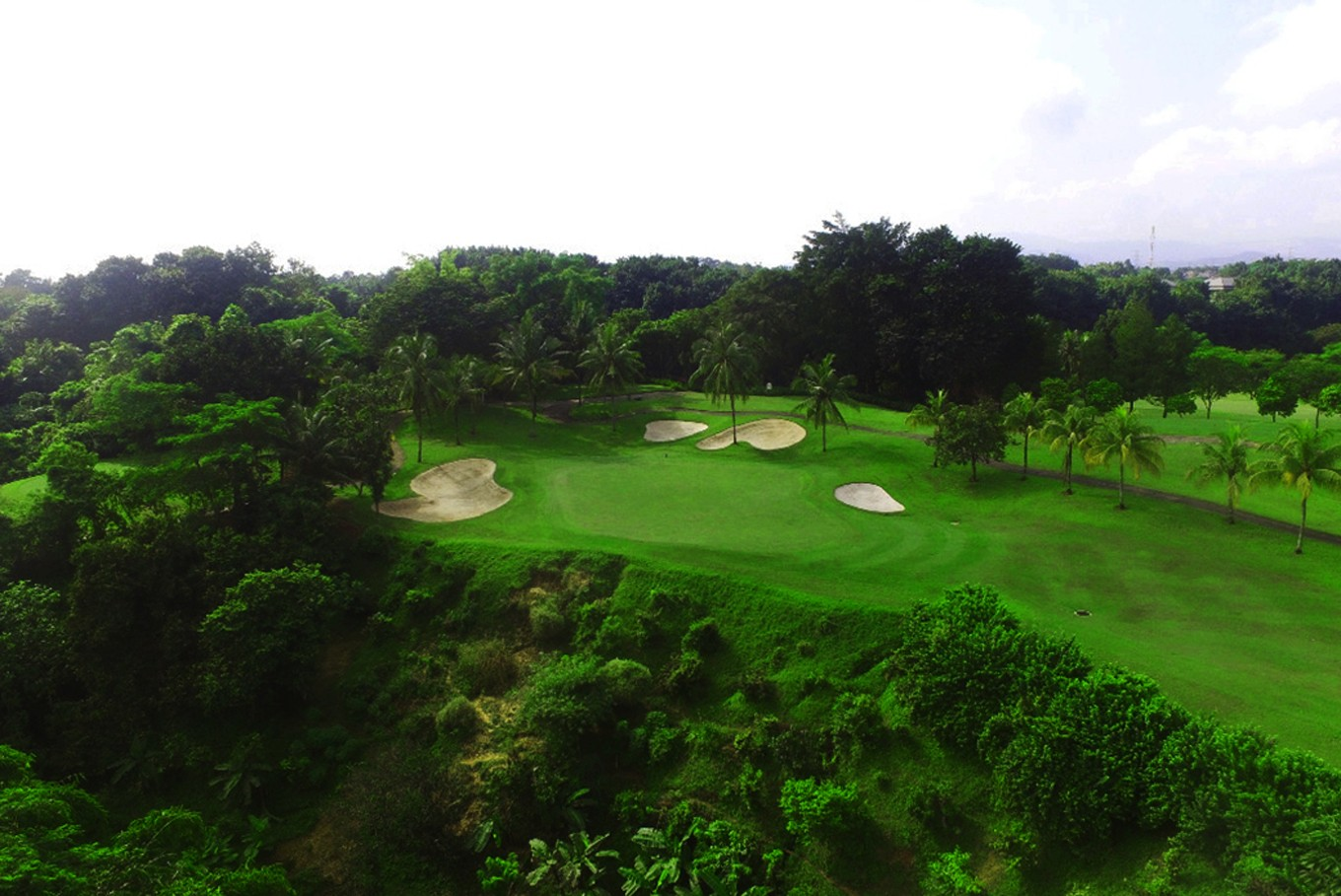 Indonesia promotes golf tourism in South Korea