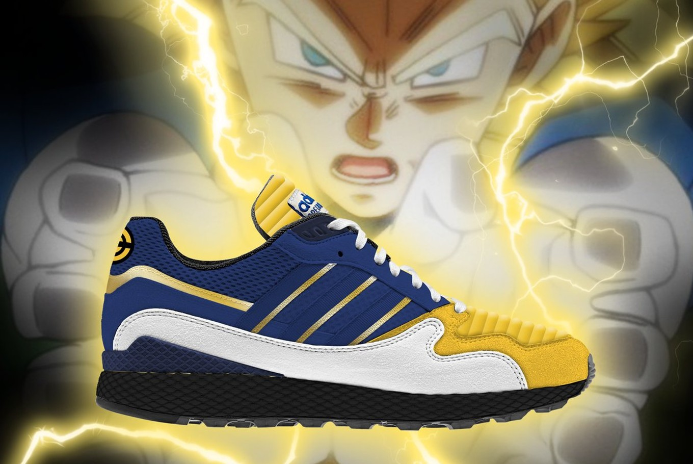Adidas to launch 'Dragon Ball Z' sneakers this year