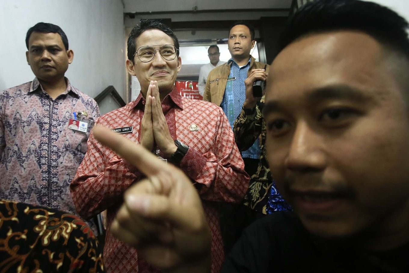 Sandiaga appointed head of Prabowo's vice presidential selection team