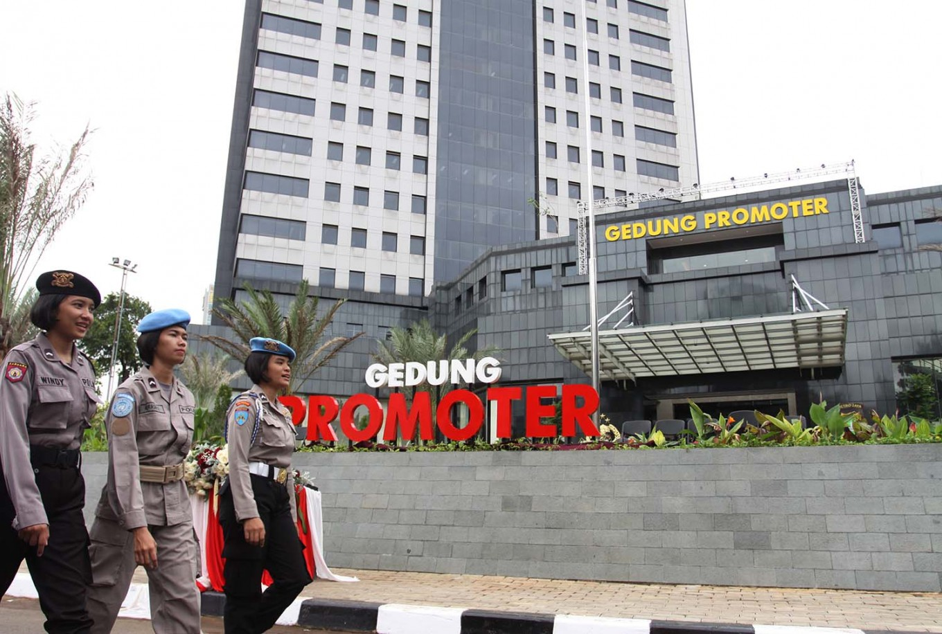 Jakarta Police induct officers into new positions