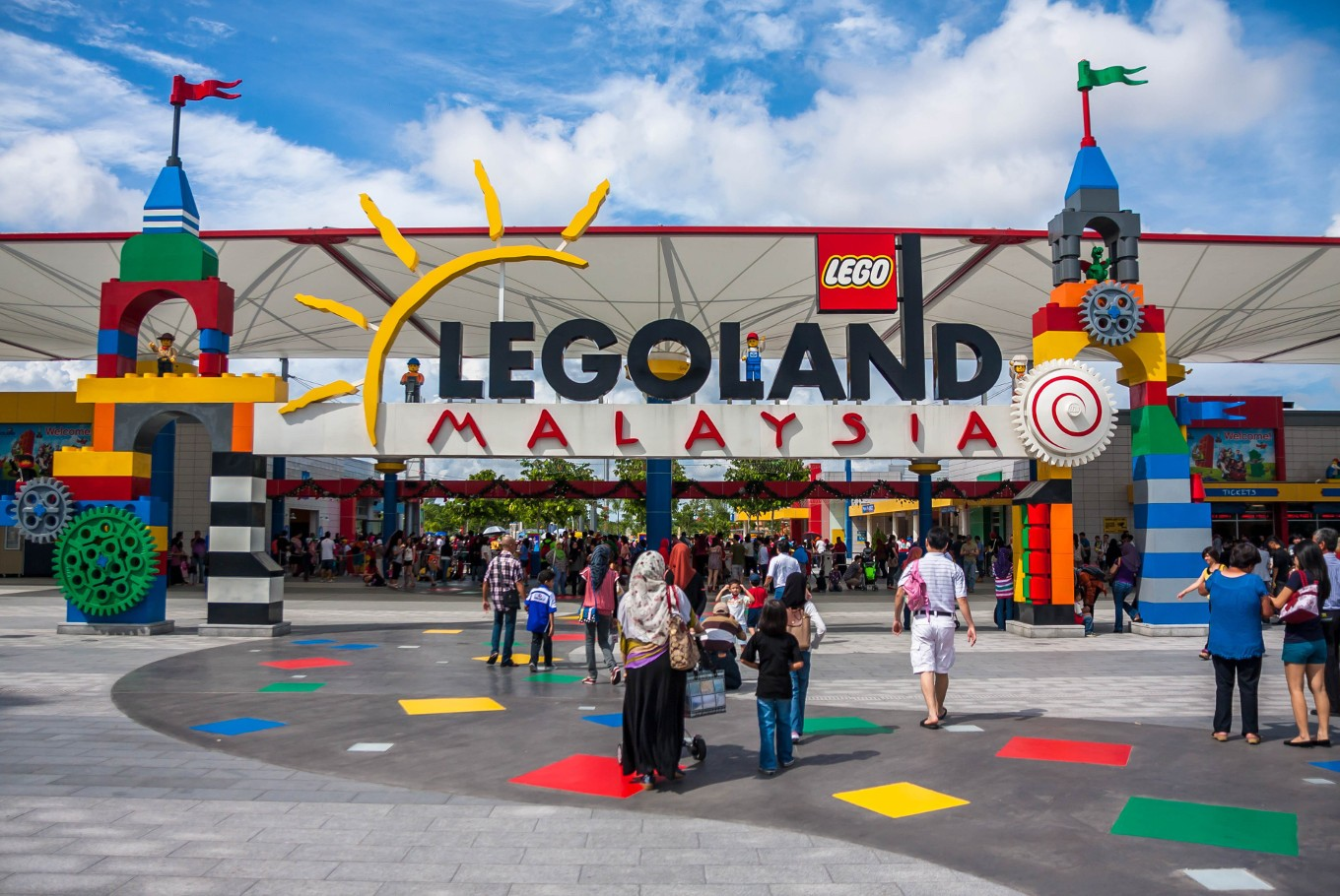 Asia's first Legoland may be sold