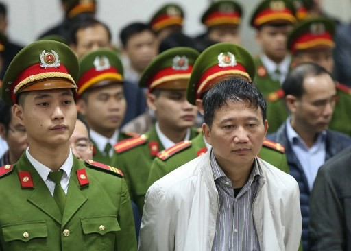 Vietnam oil exec 'kidnapped' from Germany gets life for graft
