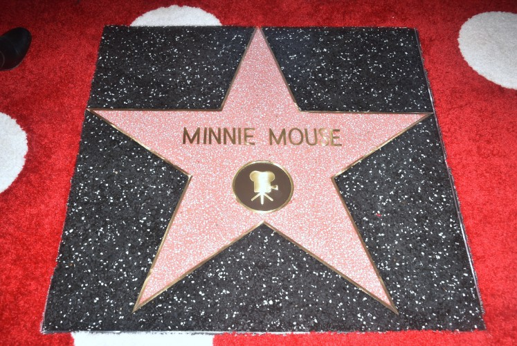 Minnie Mouse to receive Hollywood Walk of Fame star
