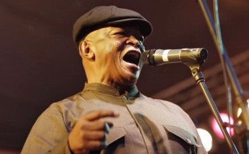 South African jazz legend Hugh Masekela dies, aged 78