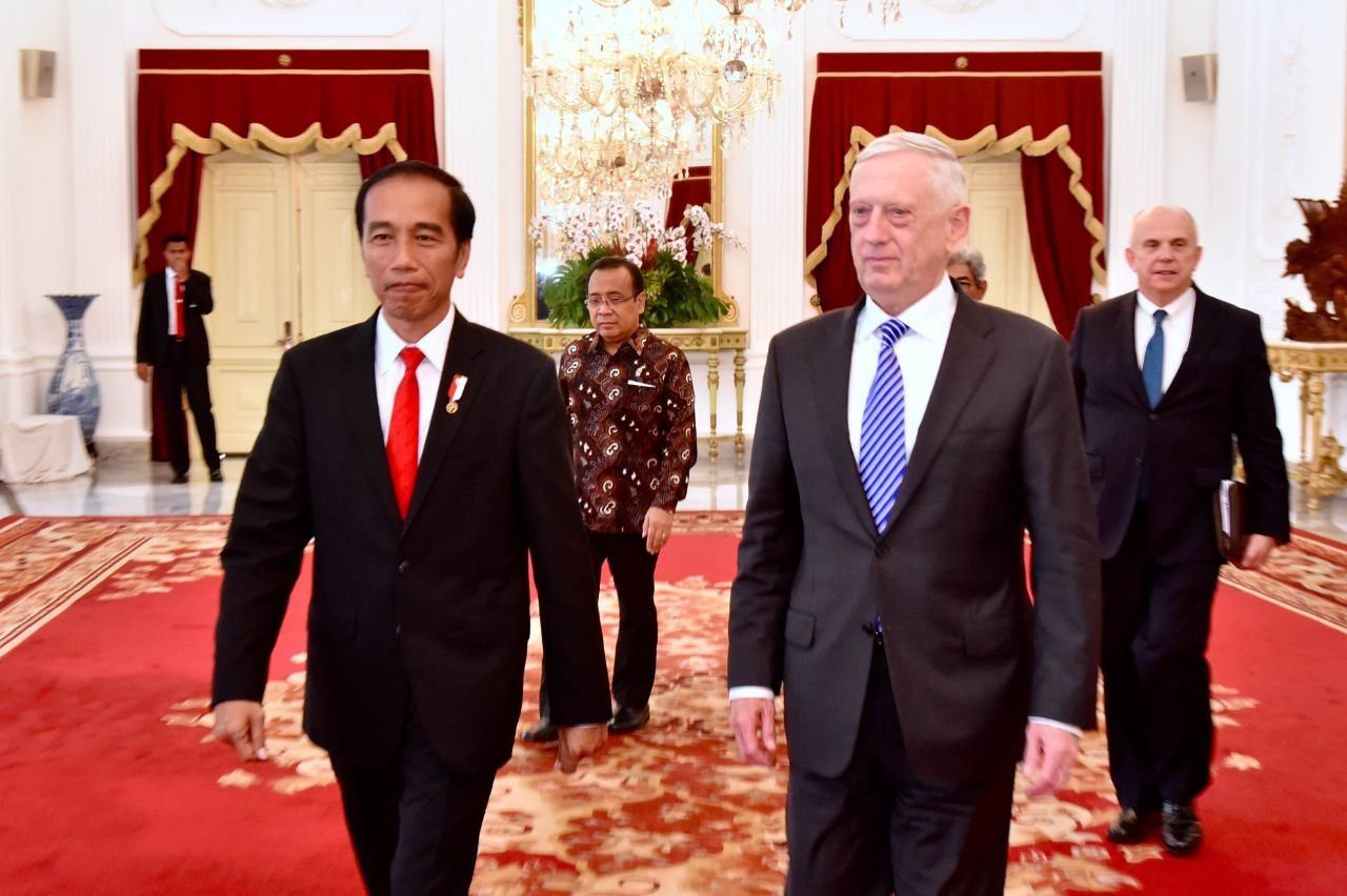 Indonesia, US up the ante on counterterrorism
