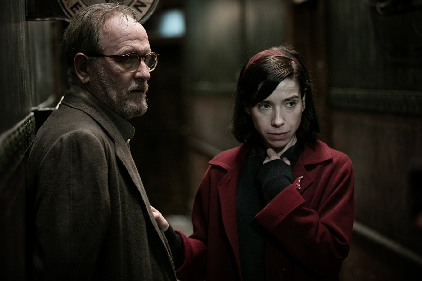 'The Shape of Water' scores big with 13 Oscar nominations